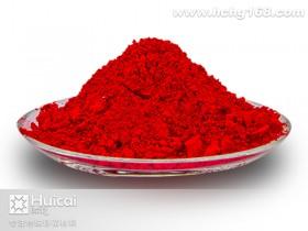 荧光中国红