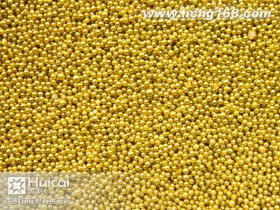 M042电镀金珠