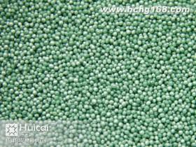 MC028珠光绿胶珠